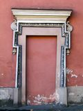 Kirchetür stockfotografie