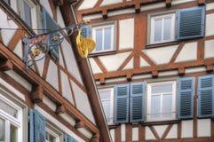 Kirchheim Teck Royalty Free Stock Images
