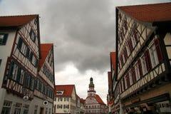 Kirchheim town Royalty Free Stock Photography