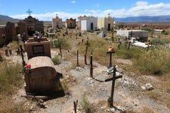 Kirchhof in Nord-Argentinien Lizenzfreie Stockbilder