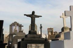 Kirchhof in Rio de Janeiro stockfotografie