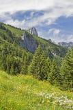 Kirchstein in Braueck-Bereich Lizenzfreie Stockfotografie