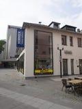 Kirchstrasse, Stuttgart Stock Images