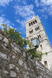 Kirchturm Lizenzfreies Stockfoto