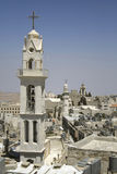 Kirchturm Bethlehem Stockfoto