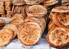 Kirghiz bread tokoch Stock Image