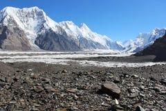 Kirgistan, Khan - Tengri (7, 010 m) Zdjęcie Royalty Free