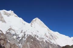 Kirgistan, Khan - Tengri (7, 010 m) Obrazy Royalty Free