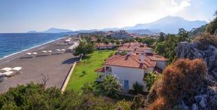 Kiriş, Kemer coast, Mount Tahtali, Turkey Stock Photo