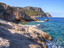 Kiriş - Kemer coast, Turkey Stock Photo