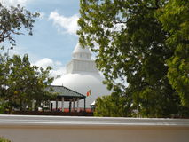 Kiri vehera. Is special place in Kataragama, Sri lanka Royalty Free Stock Images
