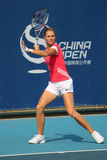 kirilenko玛丽亚球员专业rus网球 免版税图库摄影
