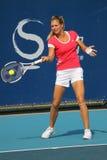 kirilenko玛丽亚球员专业rus网球 免版税库存照片