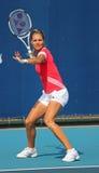 Μαρία Kirilenko (RUS), επαγγελματικός τενίστας Στοκ Φωτογραφίες