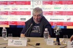 Kirill Razlogov Royalty Free Stock Image
