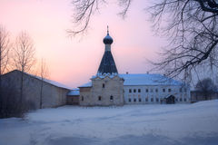 Kirillo-Belozerskiy monastery Royalty Free Stock Photo