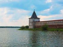 Kirillo-Belozerskiy monastery, Russia Stock Photo