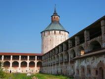 Kirillo-Belozerskiy monastery, Russia Royalty Free Stock Image