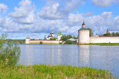Kirillo-Belozersky monastery by day. Stock Images
