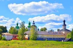 Kirillo-Belozersky monastery by day. Stock Photo