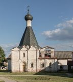 Kirillo-Belozersky monastery. The male monastery of the Vologda Diocese of the Russian Orthodox Church. Kirillo-Belozersky monastery. Monastery of the Russian royalty free stock image