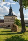 Kirillo-Belozersky monastery. The male monastery of the Vologda Diocese of the Russian Orthodox Church. Kirillo-Belozersky monastery. Monastery of the Russian stock photos