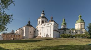 Kirillo-Belozersky monastery. The male monastery of the Vologda Diocese of the Russian Orthodox Church. Kirillo-Belozersky monastery. Monastery of the Russian royalty free stock photography