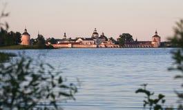 Kirillo-Belozersky Russian monastery Royalty Free Stock Images