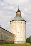 Kirillo-Belozerskykloster Kirillov Russland Lizenzfreie Stockfotografie