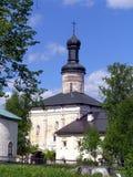 kirillov寺庙 库存照片