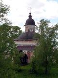 Kirillov - oudste Kerk Stock Afbeelding