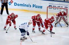 A Kirillov ( 63) , Levitskiy ( 80) e A Gorshkov ( 61) Fotos de Stock