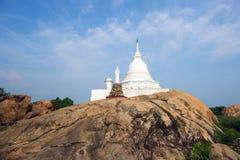 Kirinda stupa temple Royalty Free Stock Images