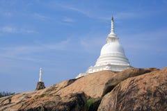 Kirinda stupa temple Royalty Free Stock Photography