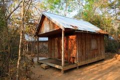 Kirindy cabin Stock Image