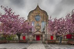 Kirk of the Canongate Royalty Free Stock Images