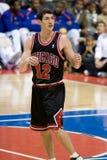 Kirk Hinrich Of The Chicago Bulls lizenzfreie stockfotos