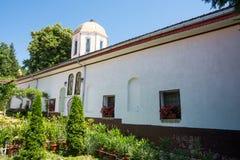 Kirk i kloster av St Nicholas arkivfoton