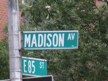 Kirk Tegtmeier - Street in NYC Stock Image