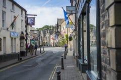 Kirkby Lonsdale, Cumbria 免版税库存照片