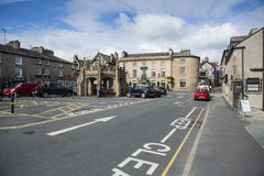 Kirkby Lonsdale, Cumbria royalty free stock photo