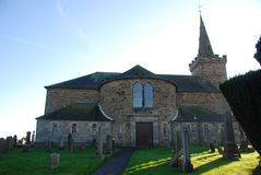 Kirkcaldy Church Royalty Free Stock Images