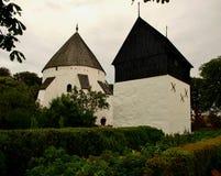 Kirke de Osterlas Fotos de archivo