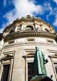 Kirke del ` s de Federico en Copenhague Dinamarca Imágenes de archivo libres de regalías