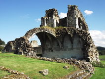 Kirkham Pirory ruins royalty free stock images
