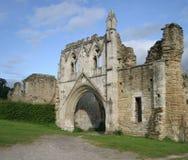 Kirkham Priory. Entrance royalty free stock photos