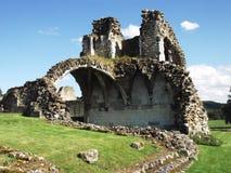 Kirkham Priory blisko Malton, Yorkshire Obraz Royalty Free