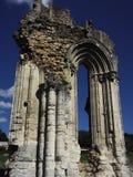 Kirkham Priory ruiny fotografia royalty free
