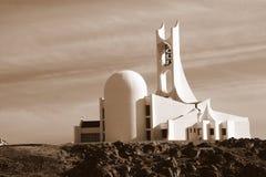 Kirkja Stykkisholmur 02 Imágenes de archivo libres de regalías