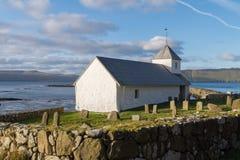 Kirkjan í Kirkjubø church, Kirkjubøur, Faroe Islands